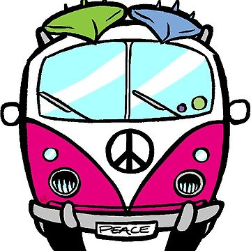 Peace Van  by looeez