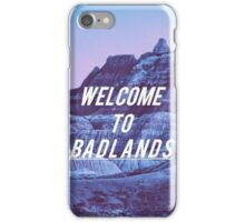 Badlands Halsey iPhone Case/Skin
