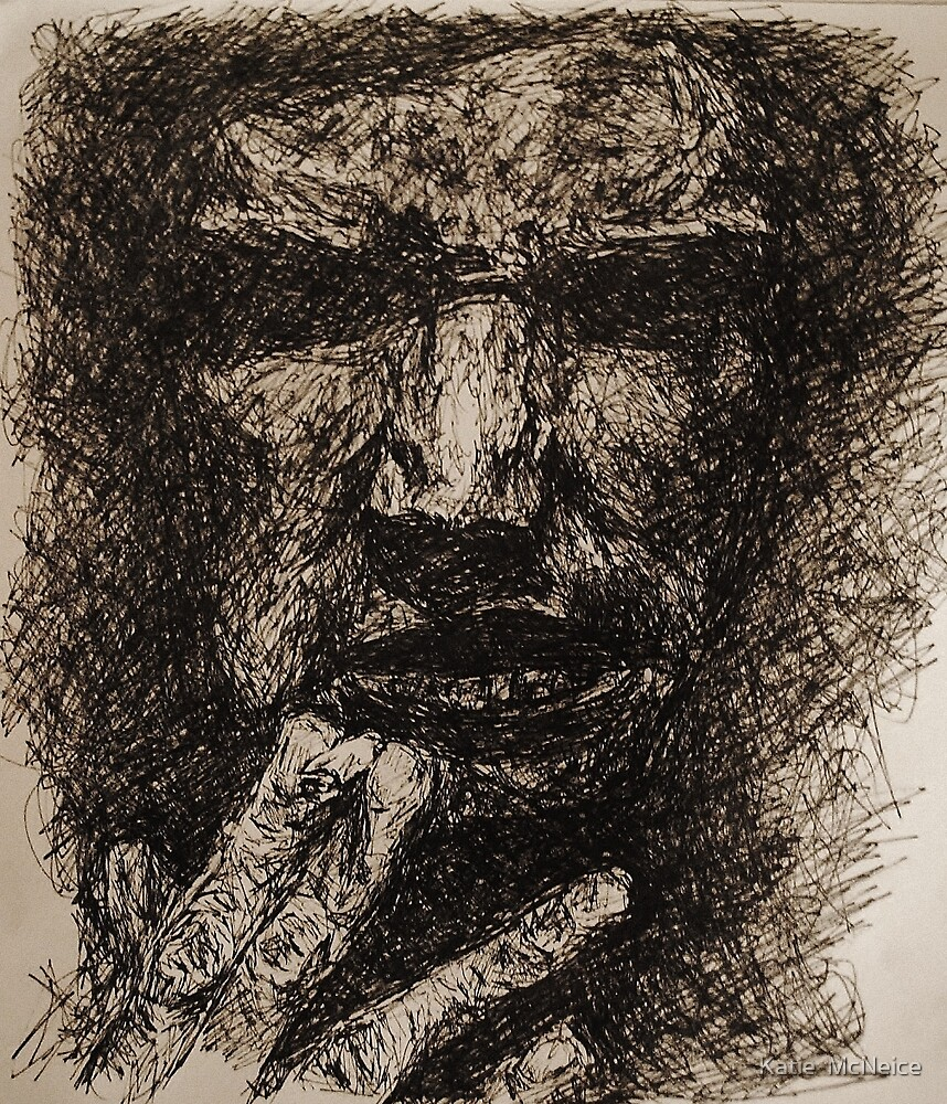 Smoke  by Katie  McNeice