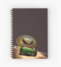 caterham  Spiral Notebook