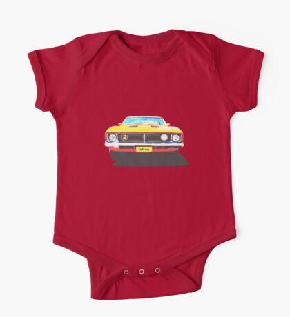 Ford Falcon Tshirt Kids Clothes