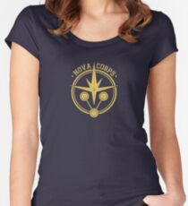 Guardian Forces Women's Fitted Scoop T-Shirt