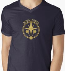 Guardian Forces Men's V-Neck T-Shirt