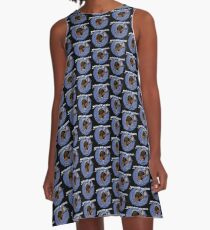 Maryland Melodies: The Cheese Stands Alone! A-Line Dress