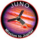 JUNO NASA Mission to Jupiter Concept Patch by Jim Plaxco