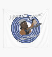 Maryland Melodies: The Cheese Stands Alone! Wall Tapestry