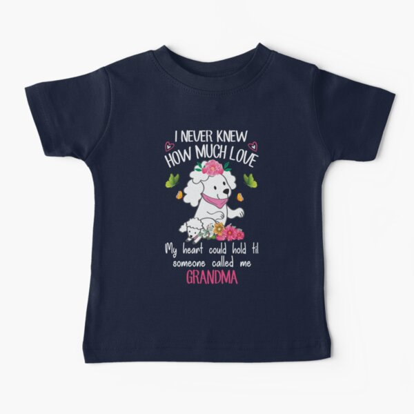 POODLE LOVER Baby T-Shirt