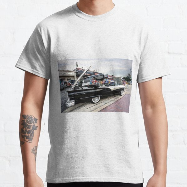 1957 Ford Fairlane Skyliner Retracted Classic T-Shirt