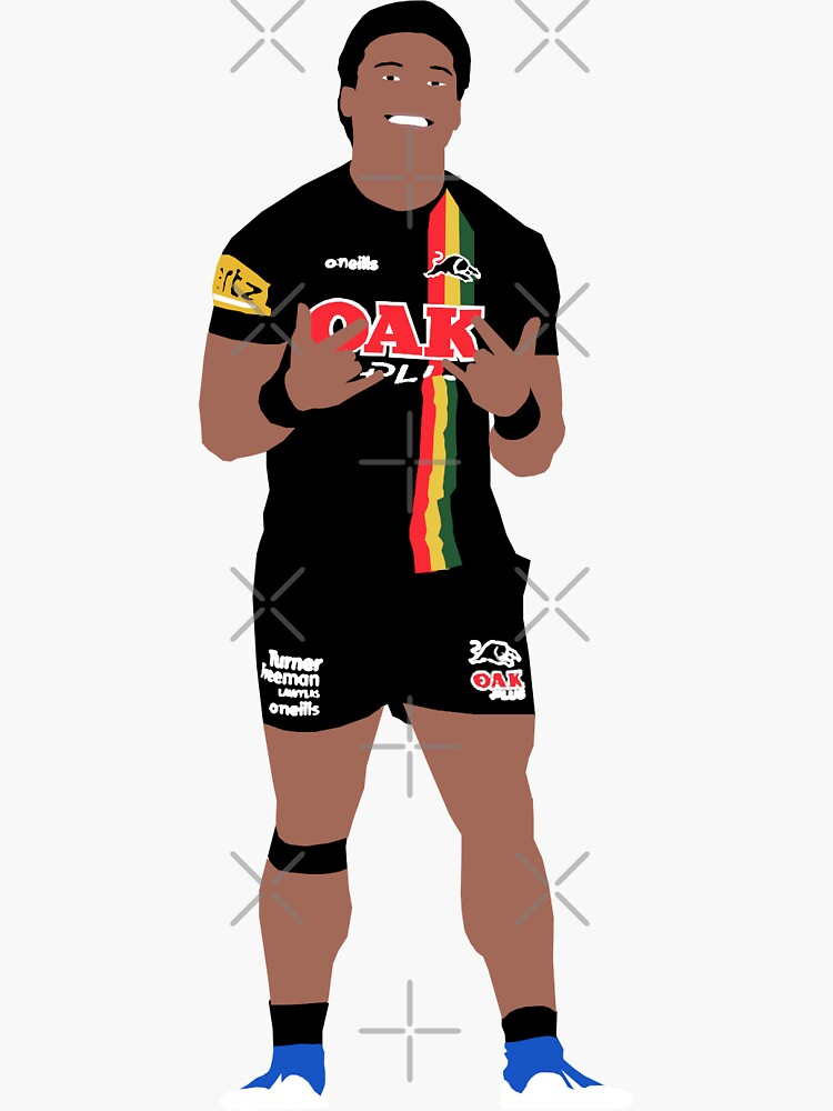 Brian To'o Penrith Panthers NRL 2 by Rhys40
