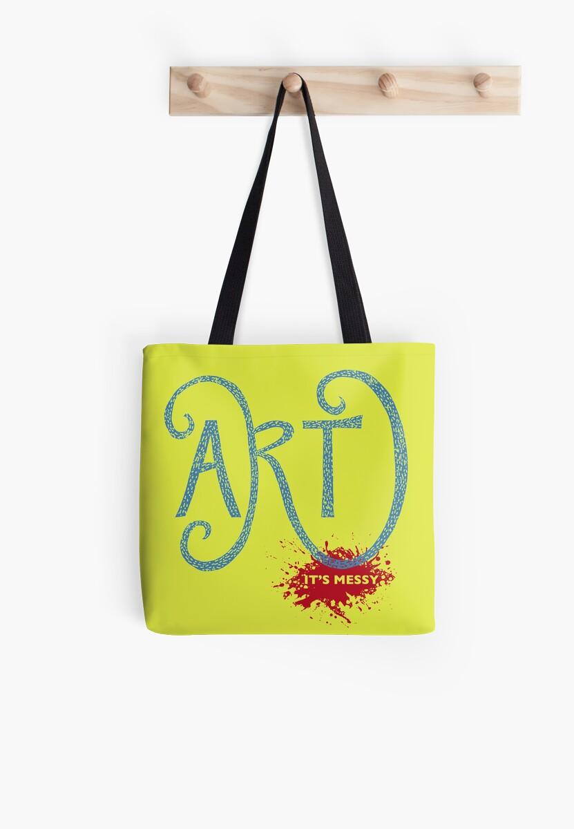 Art – It's Messy by SusanSanford