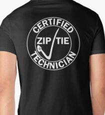 Drifter - Certified zip tie technician T-Shirt
