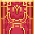 Chrono Trigger Zeal Duvet by vgjunk