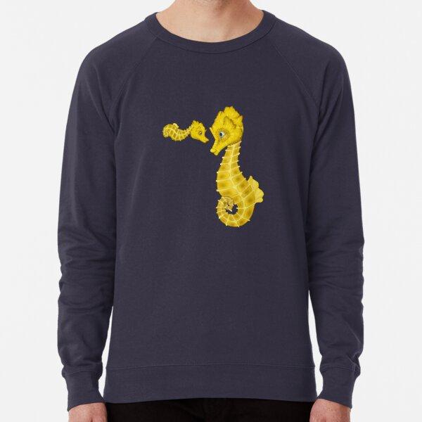 Seahorses Lightweight Sweatshirt