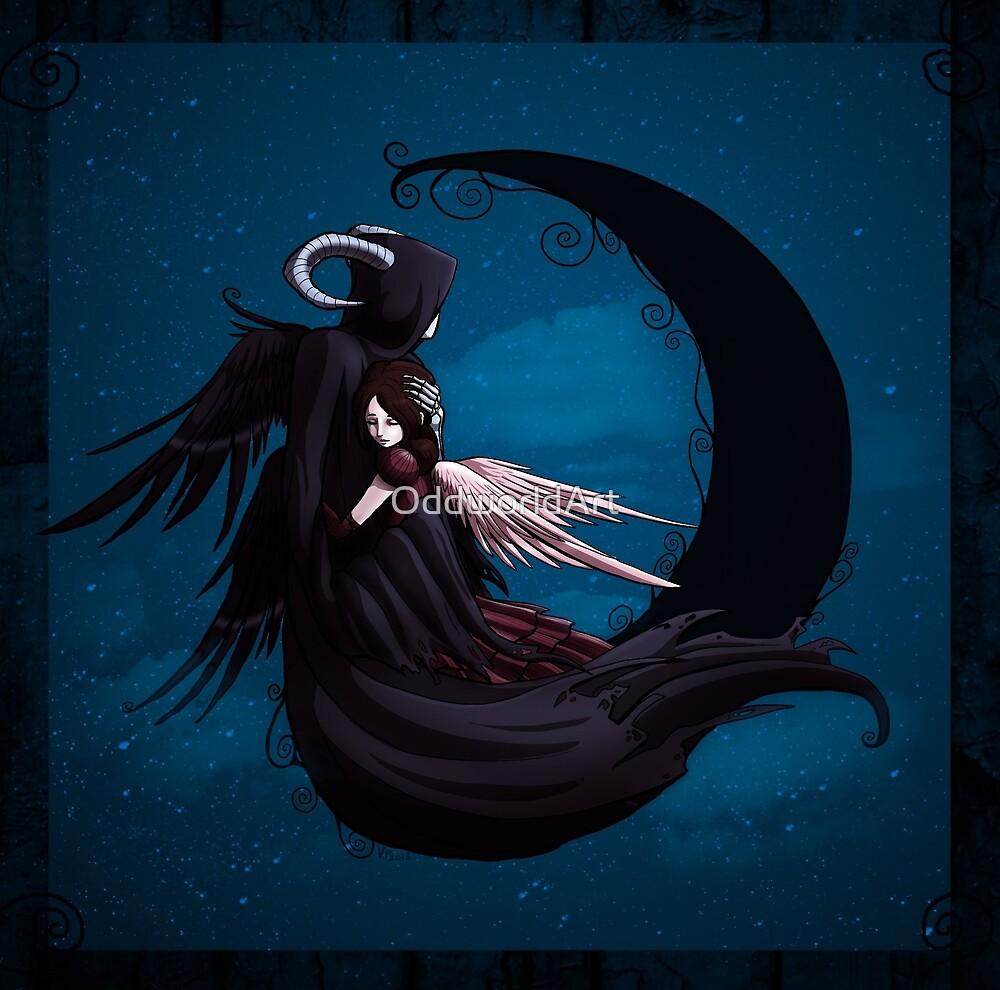 Eternal Embrace by OddworldArt