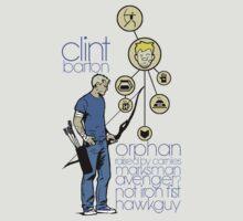 Clint 'Hawkeye' Barton | Unisex T-Shirt