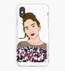 Rowboat Blanchard  iPhone Case/Skin
