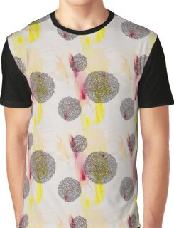 Lovely Flowers Graphic T-Shirt