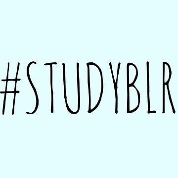 # studyblr by iwilltakethebow