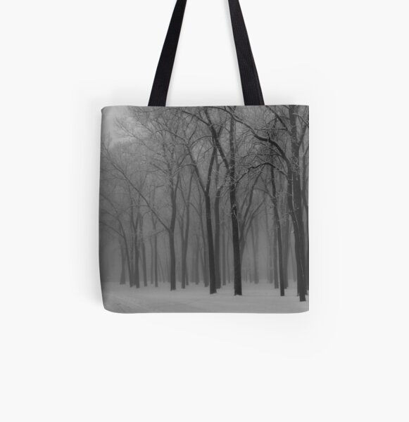Clay County Park All Over Print Tote Bag
