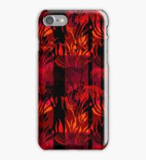 Bright summer beach design.  iPhone Case/Skin