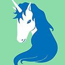 Unicorn by rhodyownsthis