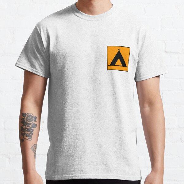 Campsite Symbol Classic T-Shirt