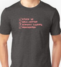 Who's Scruffy-looking? Unisex T-Shirt