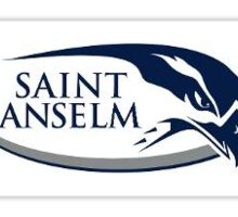 Saint Anselm College Hawks Sticker