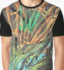Neon Dreams by John Bruno Graphic T-Shirt