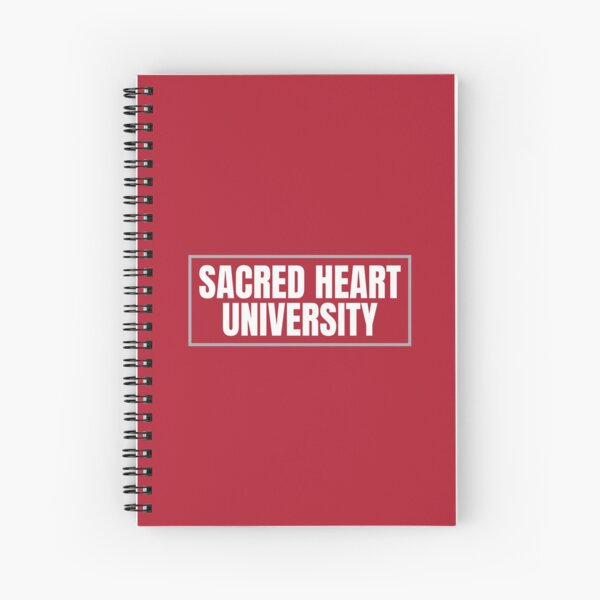Sacred Heart University Spiral Notebook