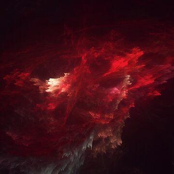 Cosmic Storm R E D U X - 3D Nebula Fractal by SniperFox