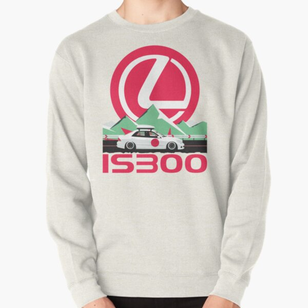 IS300 Pullover Sweatshirt