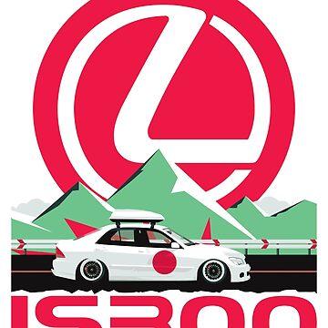 IS300 by yueyanpeng87