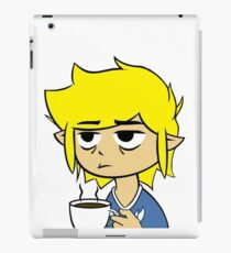 Coffee Link iPad Case/Skin