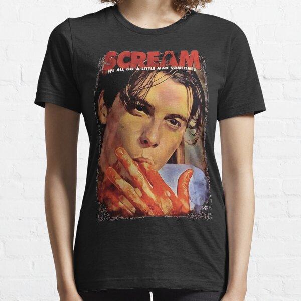 Scream Movie b-illy Loomis Skeet Ulrich Essential T-Shirt