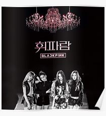 BLACKPINK - Whistle Poster