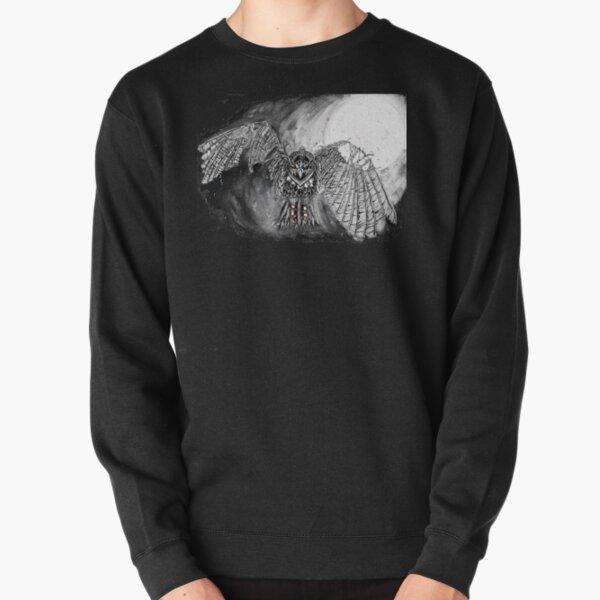 The warrior Pullover Sweatshirt