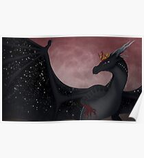 Twisted Crown - Darkstalker - Wings of Fire Poster