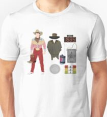 Back to the Future : Time Traveler Essentials 1885 T-Shirt