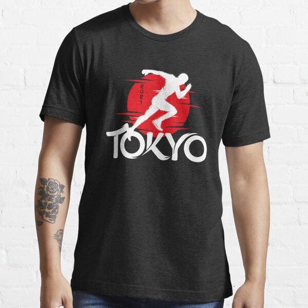Olympics Tokyo 2021, athletics Essential T-Shirt