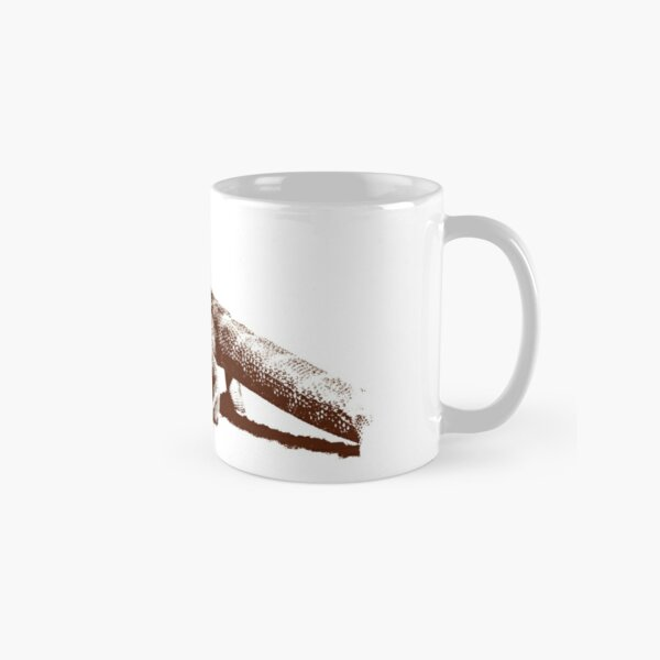 Bearded Dragon Design Classic Mug