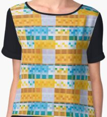 Abstract 5 Women's Chiffon Top