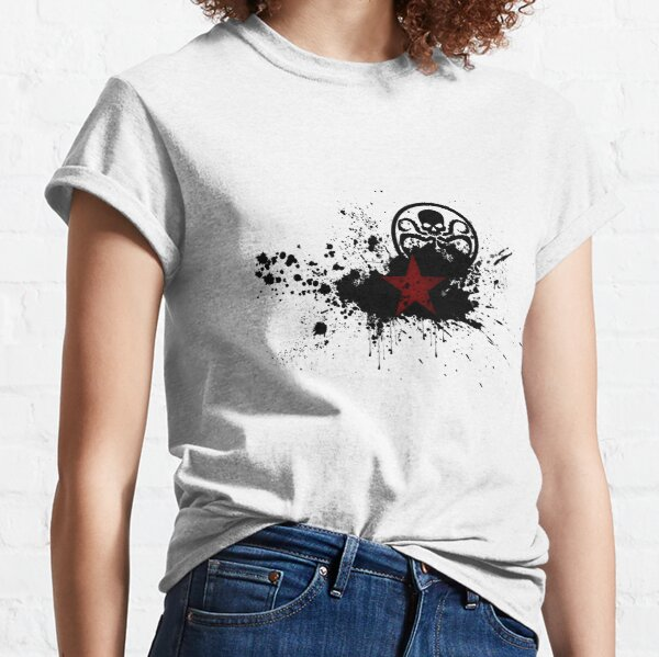 Roblox Winter Soldier Shirt Soviet Soldier T Shirts Redbubble