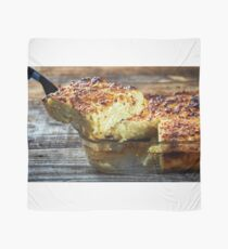 Macaroni with cheese, oven baked Scarf