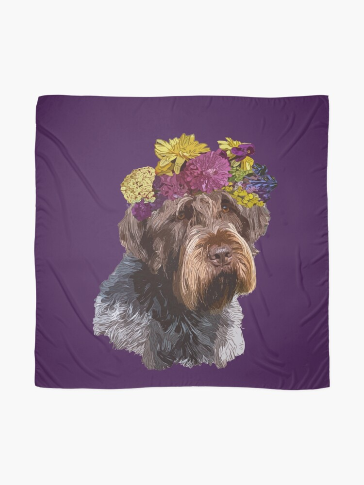 Alternate view of MISS BANNER AT WESTMINSTER Scarf