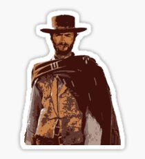 Clint Eastwood Sticker