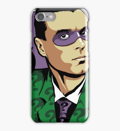 Post-Punk Psycho iPhone Case/Skin