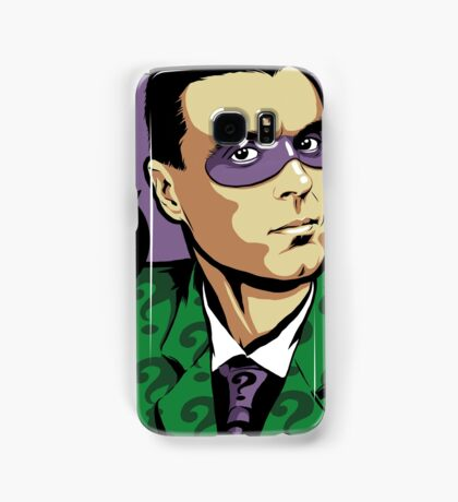Post-Punk Psycho Samsung Galaxy Case/Skin