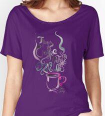 coffeeeeeeee time Baggyfit T-Shirt