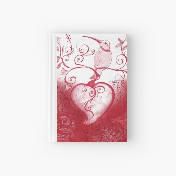 Heartbird Hardcover Journal